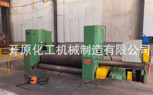 60 mm plate bending rolls