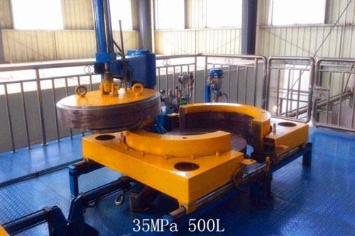 Hemp diphenol extraction equipment